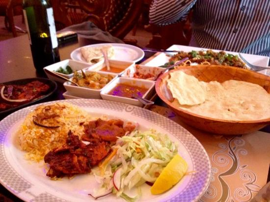 Ashiana food picture of ashiana dundee tripadvisor for Ashiana indian cuisine