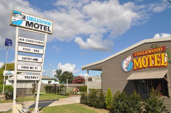 Inglewood, أستراليا: Pool Area