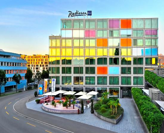 Lucerne Hotels Close To Train Station