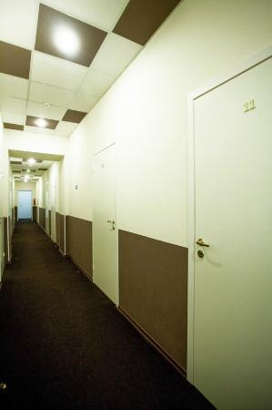 Super Hostel on Lebedeva 10 : Холл