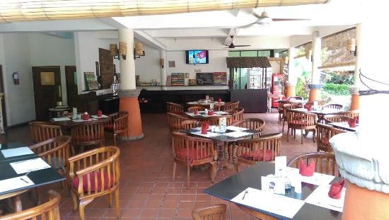 Sativa Sanur Cottages: Restaurant