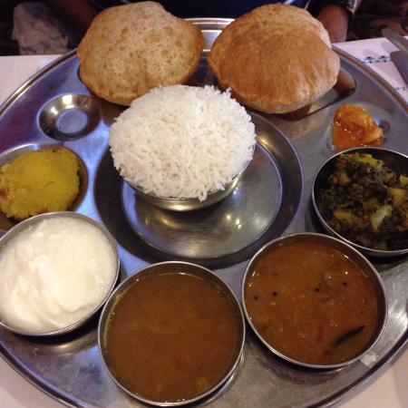 Dasaprakash: South Indian Veg Lunch