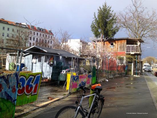 Berlin Exklusiv - Private City Tours : Kreuzberg-Mauergarten