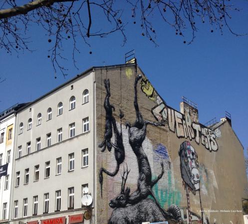 Berlin Exklusiv - Private City Tours : Kreuzberg-Grafiti