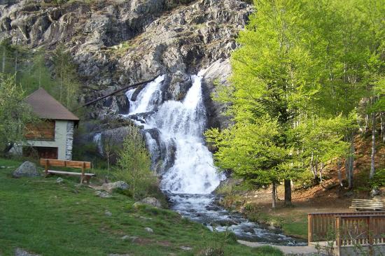 La cascade foto di alpe du grand serre isere tripadvisor - Office du tourisme alpe du grand serre ...