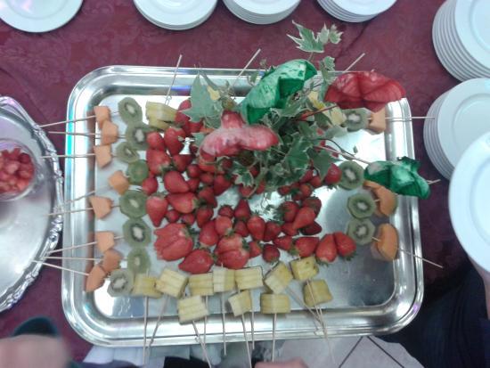Hotel Villa Gori: Frutta