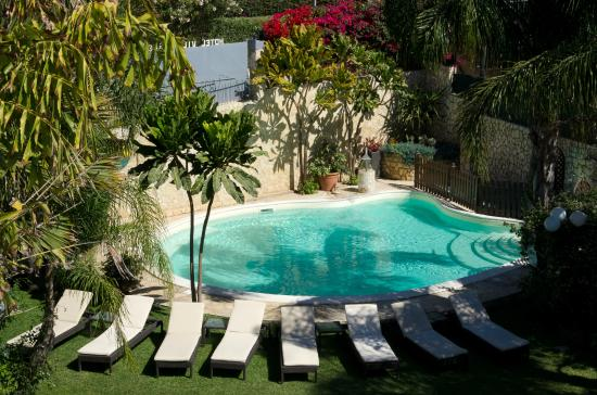 Hotel Villamare: Our swimming pool