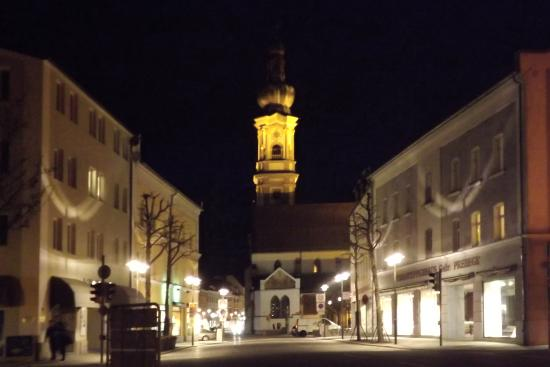 Alte Rathaus (Old Townhall): Sops and market area