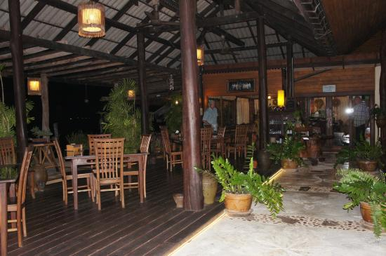 The Mangrove Hideaway Koh Chang: dining
