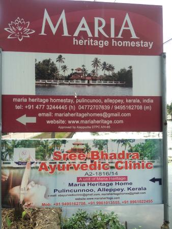 Maria Heritage Homes and Spa : Details
