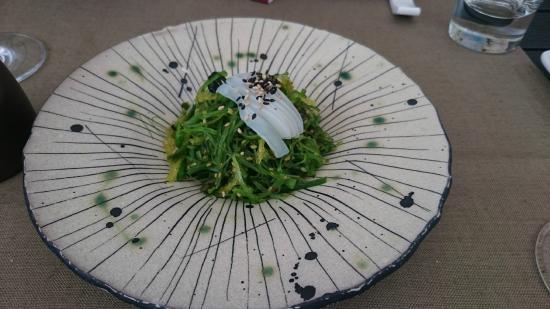 99 Sushi Bar La Moraleja: Ensalada de Algas con sésamo