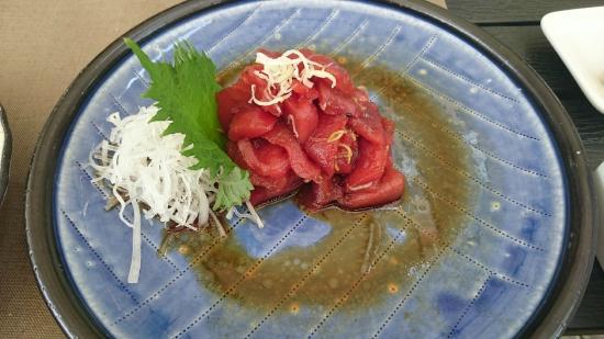 99 Sushi Bar La Moraleja: Tartar de atún