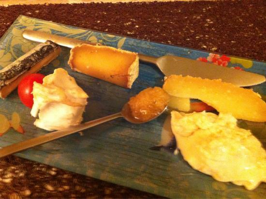 saveurs du sud : Un sublime plateau de fromages affinés à point