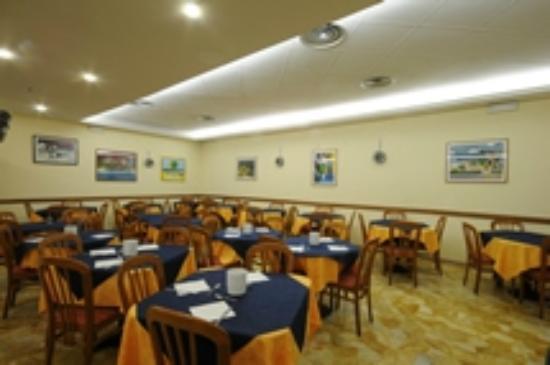 Hotel Stockholm: sala colazioni/pasti con spaziosa ed accogliente
