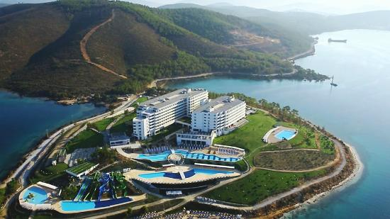 Guvercinlik, Tyrkiet: Main view