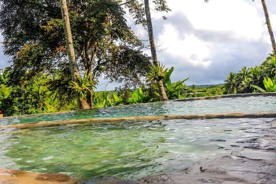 Eads Natural Pool And Backyard Resort : Samkara Garden  Foto di Samkara Restaurant & Garden Resort, Lucban