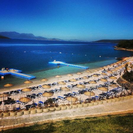 Guvercinlik, Turkey: Beach 2015