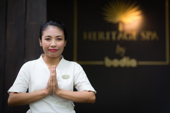 Bodia SPA Heritage Siem Reap: we welcome you everyday in our cambodian cocoon