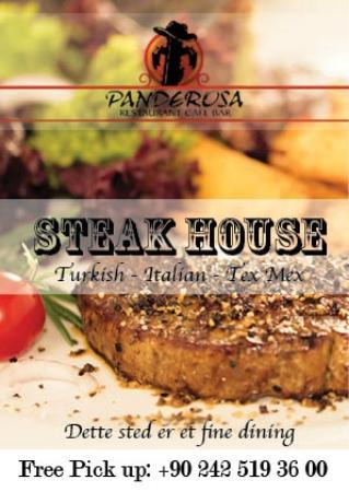 Panderosa Restaurant: Everyone welcome