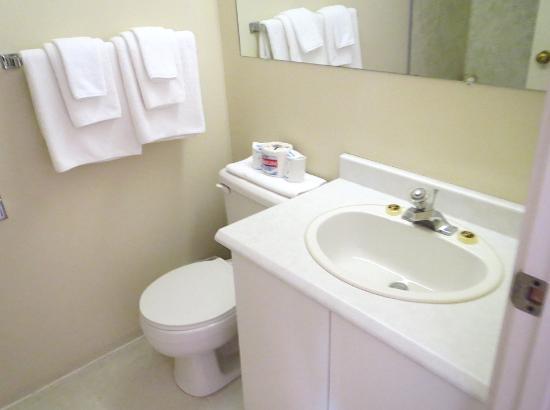Hixon, Canadá: Bathroom