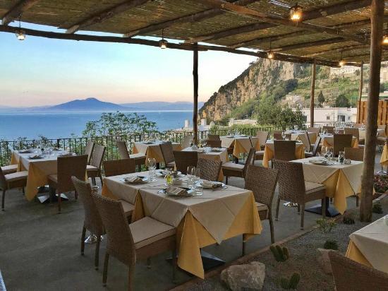 Good - Review of Ristorante Panorama, Capri, Italy - TripAdvisor