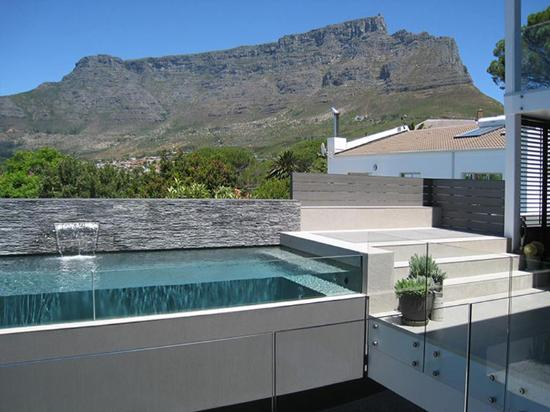 Bayview Guesthouse: Tablemountain view