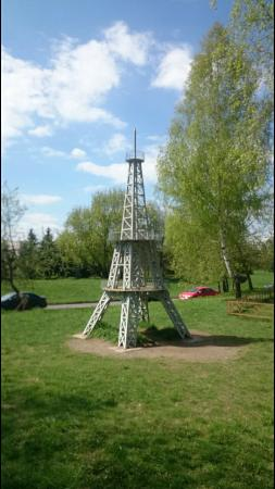 Miniature of Eiffel Tower