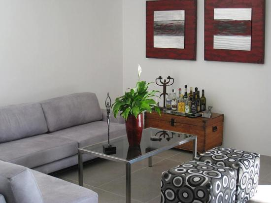 Bayview Guesthouse: Lounge