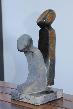Bayview Guesthouse: sculpture two