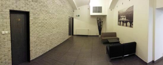 Adeba Hotel: Hotel Adeba