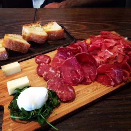 DOC Pizza & Mozzarella Bar: Platters