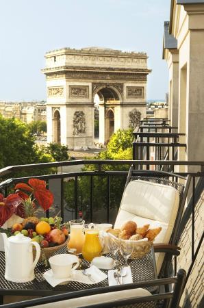 Radisson Blu Hotel Champs Elysees, Paris