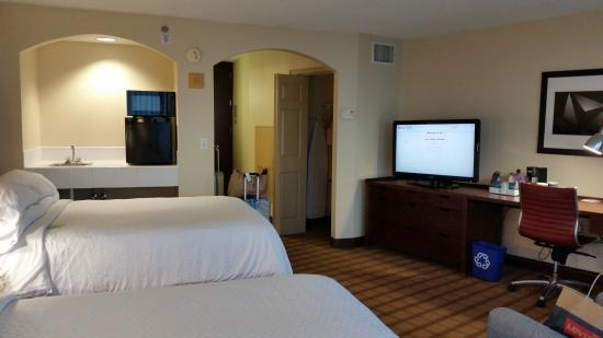 Four Points By Sheraton Orlando International Drive Room Service