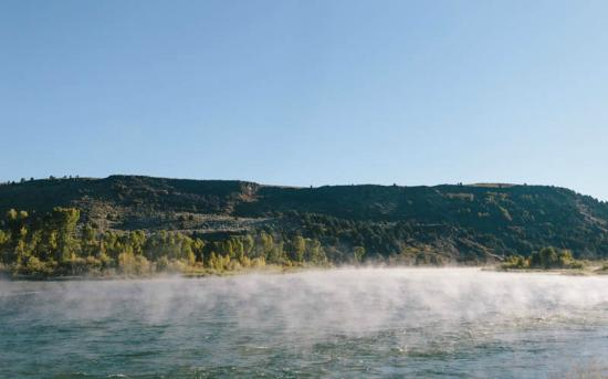 Natural Retreats South Fork Lodge: Snake RIver