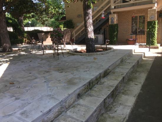 Das Garten Haus Bed and Breakfast: New Patio to Relax at Das Garten Haus