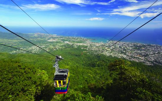 ‪Teleferico Puerto Plata Cable Car‬