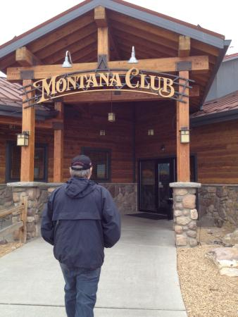 The Montana Club Restaurant