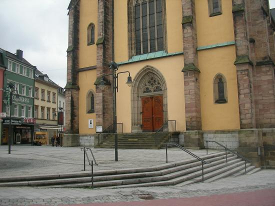 Selb, Germany: Marienkirche