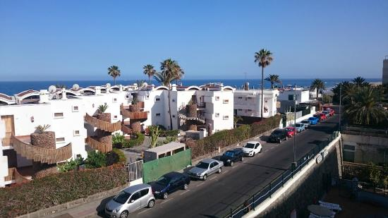 Guinea Apartments: Вид с 6 этажа № 611