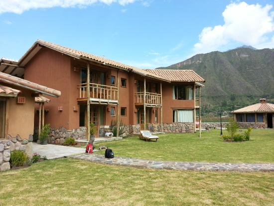 Huarán, Perú: Os quartos.