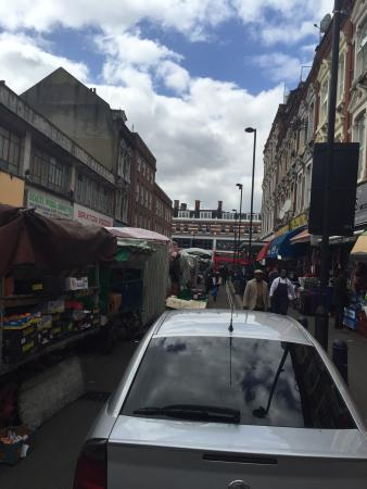 Brixton Market - Electric Avenue