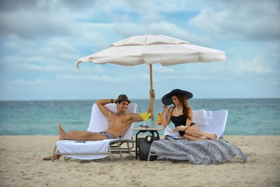 National Hotel Miami Beach: beach