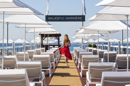 La Plage - Majestic Barriere