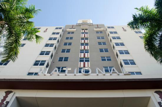 National Hotel Miami Beach: national building