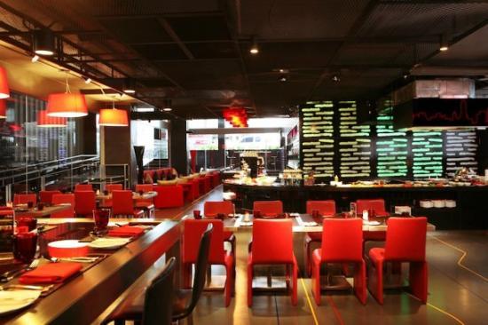 Leapfrog Restaurant and Bar: @G Restaurant