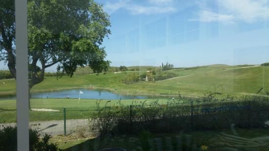 Aldeia dos Capuchos Golf & Spa: Area involvente!