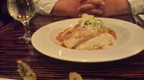 KOCO: This was either sea bass or red snapper my husband ordered.