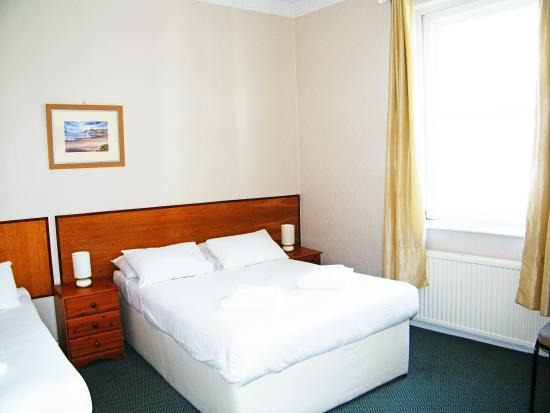 The Clarence House Hotel : Family Room