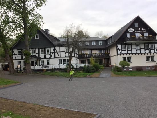 "Olpe, Tyskland: ""Vollkommen in Ordnung"""
