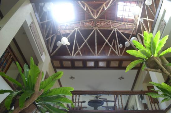 Amarela Resort: lobby